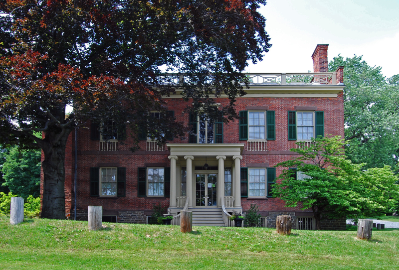 TenBroeckMansion